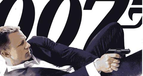 映画 007 スカイフォール SKYFALL