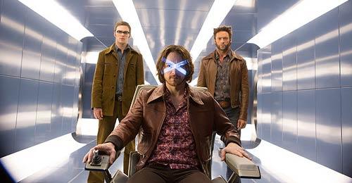 映画 X-MEN:DAYS OF FUTURE PAST X-MEN:フューチャー&パスト