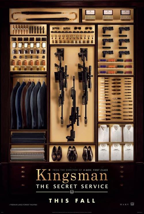 映画 Kingsman: The Secret Service