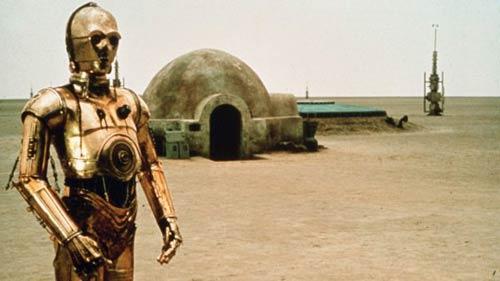 映画 スター・ウォーズ:エピソード7 惑星タトゥイーン