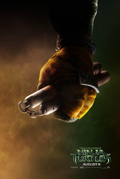 ミケランジェロ Teenage Mutant Ninja Turtles